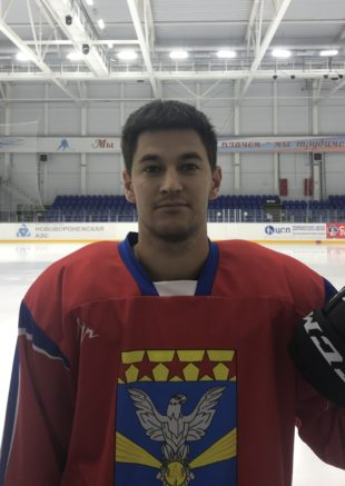 Максим Пирожков